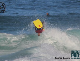 Video – Highlights Itacoatiara Pro Day 1
