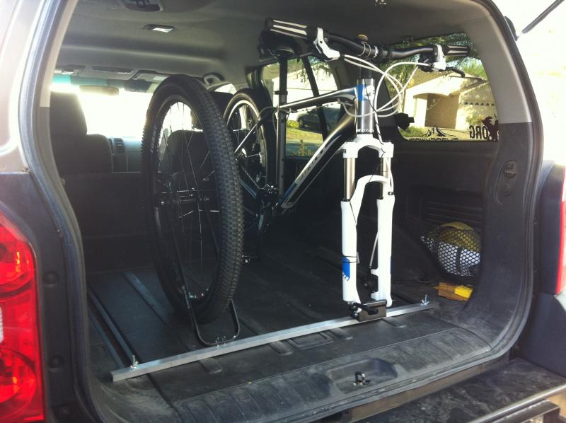 Xterra Bike Rack Lovequilts