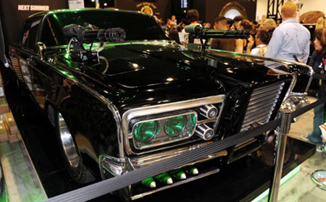 green-hornet-black-beauty
