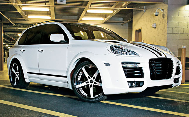 rides cars mc&a customs porsche cayenne turbo carlos silva chicago cubs
