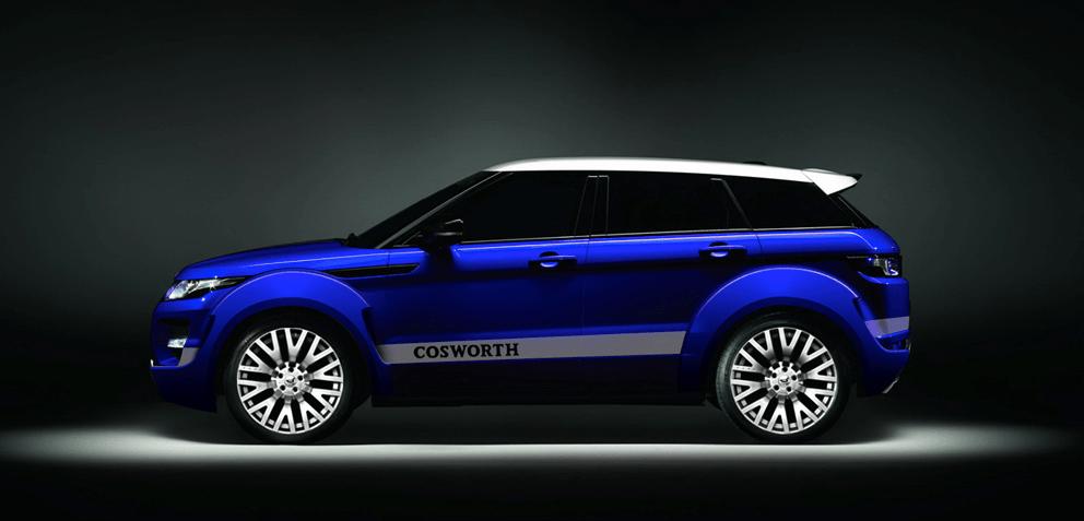 rides kahn range rover evoque cosworth