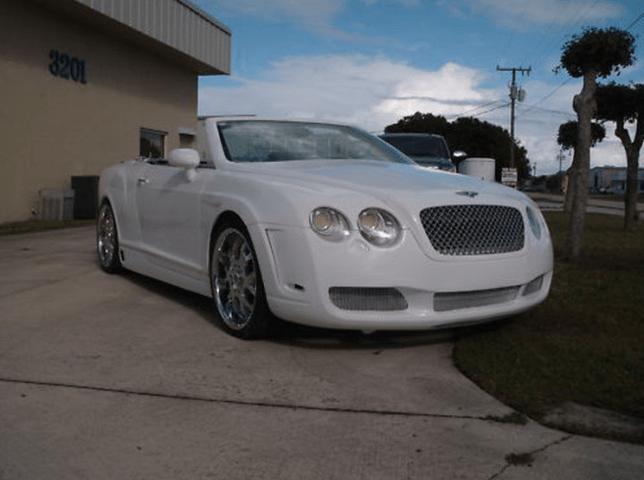Cars Rides Bentley Continental Gtc Chrysler Sebring Body Kit on Sebring Bentley Conversion