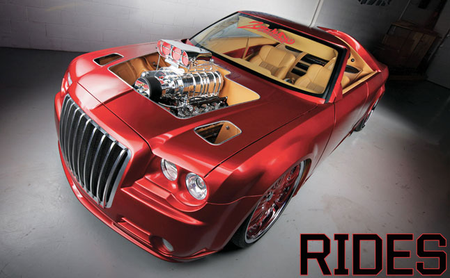 #Chrysler-300C-SRT8-Rides-Magazine-20Hz-audio-new-feat