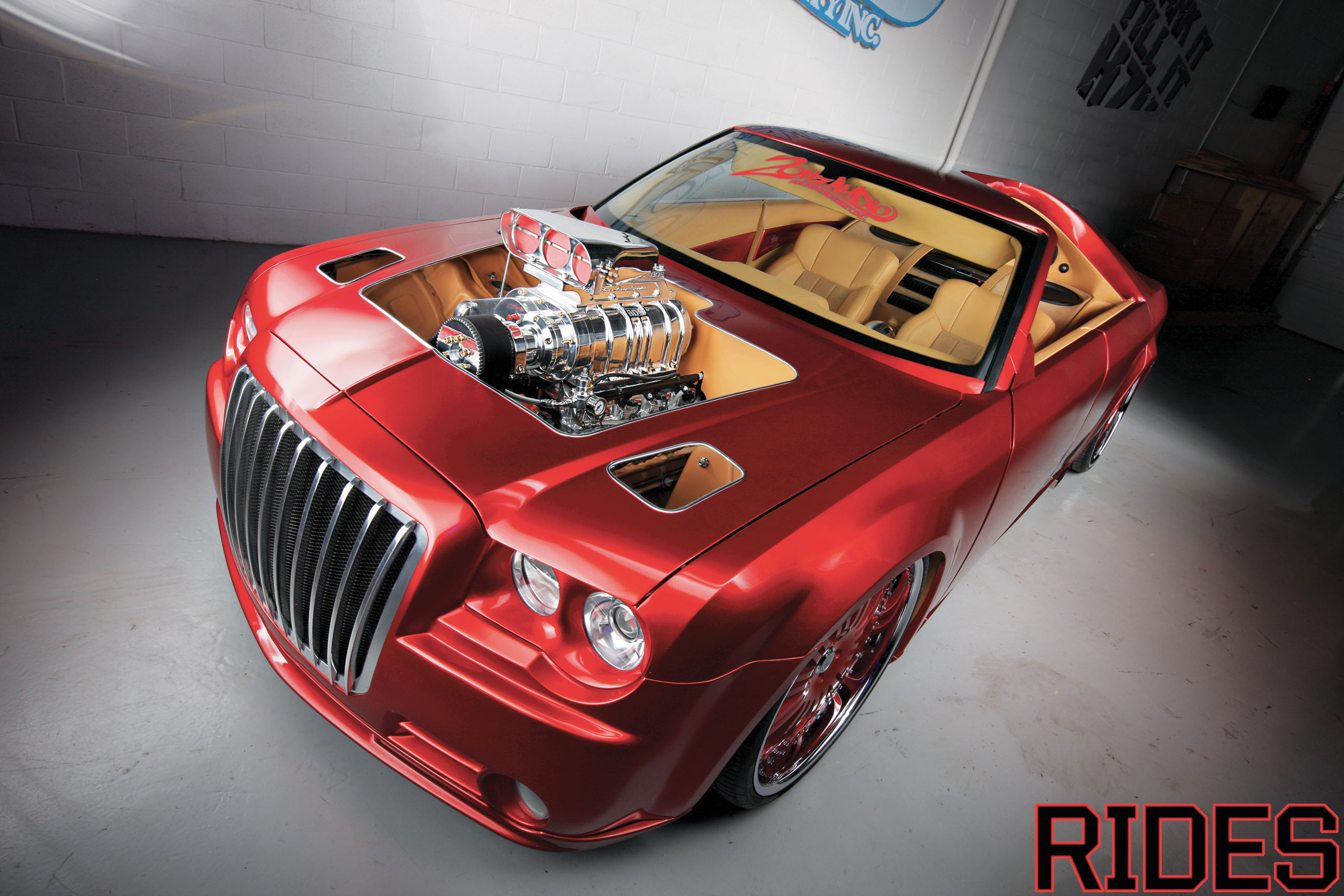 2006 Chrysler 300c Srt8 Rides Magazine