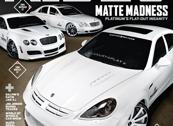 rides cars may 2011 cover