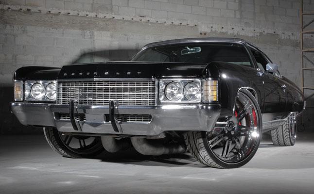 rides cars 1971 chevy impala donk box bubble