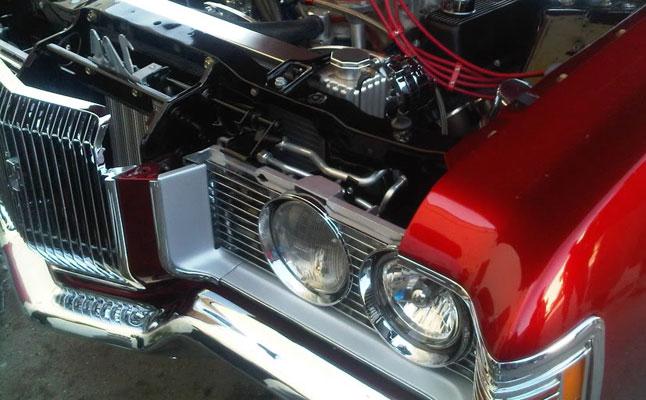 rides cars mercury cougar