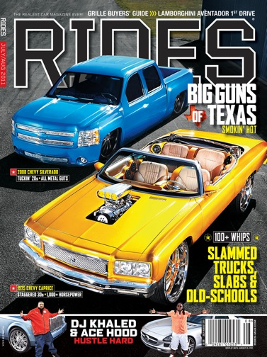 rides 49 cover