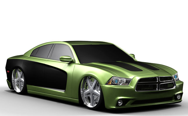 rides cars branded customs dodge charger pedro murillo