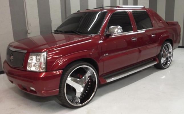 Cadillac, Escalade, Rides