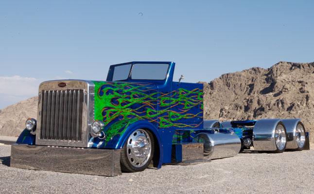 rides cars trucks custom semi tractor trailers big rigs