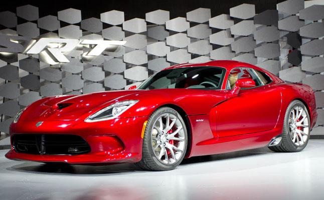 rides cars nyias new york auto show 2013 srt viper dodge chrysler fiat
