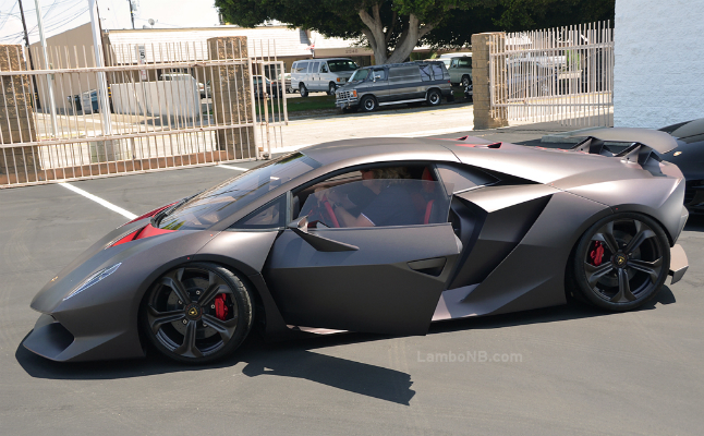 2012 black Lambo lambonb lamborghini matte newport beach rare red rides sesto elemento sixth element