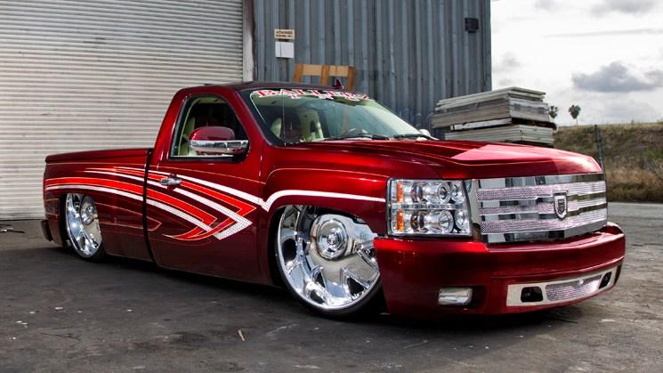 Rides, Chevrolet, Silverado, Custom