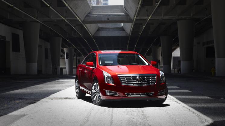 Cadillac, 2013, XTS, Rides