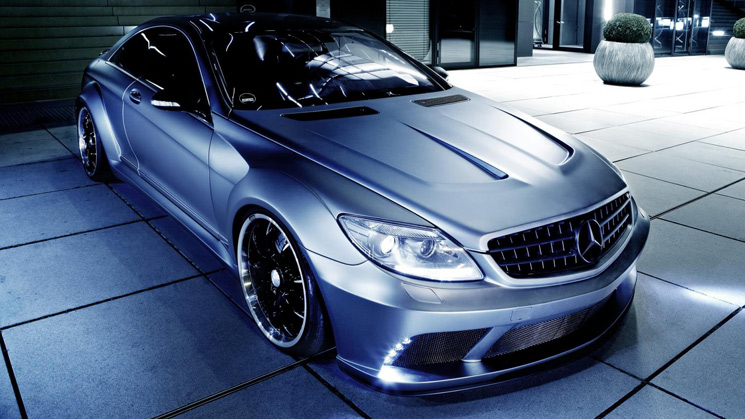 widebody-mercedes-benz-cl63-amg famous parts brabus