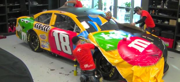 Rides, NASCAR, Kyle Busch