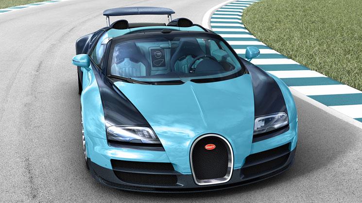 rides bugatti veyron special edition wimille grand sport vitesse