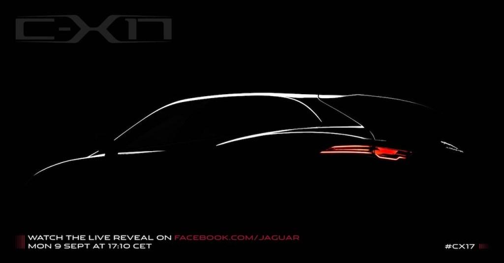 rides jaguar-c-x17 concept frankfurt suv