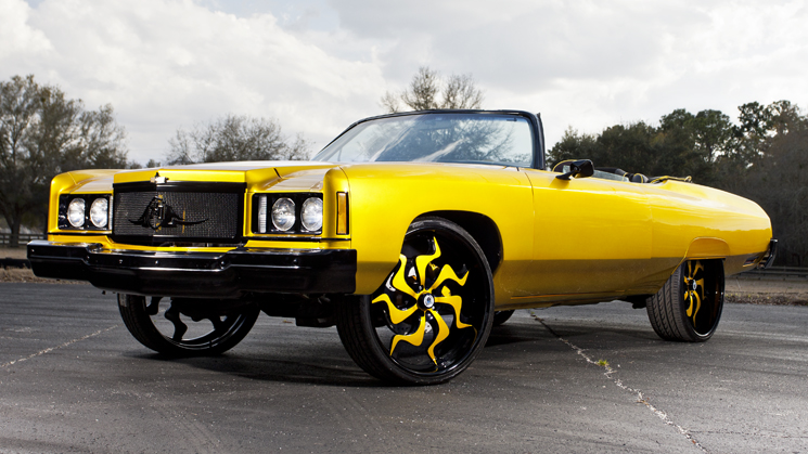 RIDES, Donk, Chevrolet, Chevy, Caprice