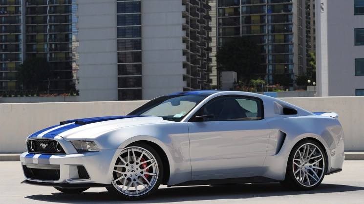 ford mustang rides magazine nascar sprint cup series ford ecoboost 400 pace car forgiato need for speed