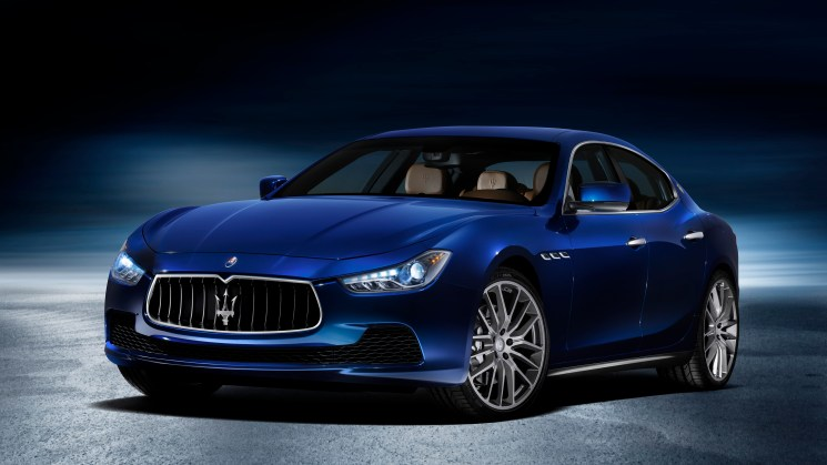 maserati ghibli rides magazine manhattan showroom 4 door