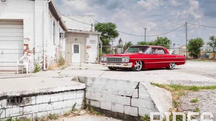 RIDES, Chevrolet, Impala