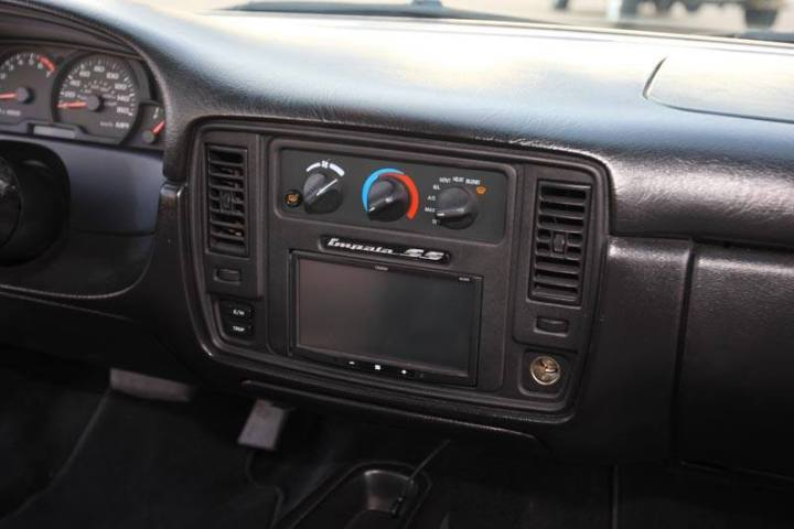 1996 Chevrolet Impala Ss For Sale Friday Rides Magazine