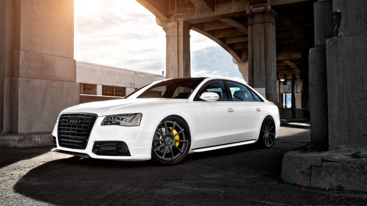 2013 Audi A8 Platinum Motorsport