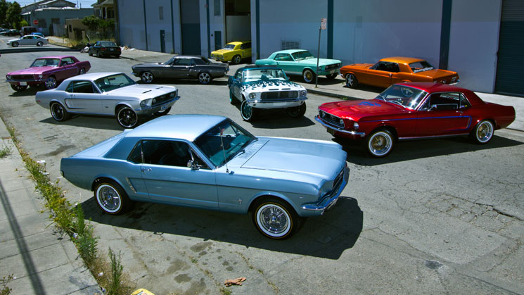rides magazine stang boyz ford mustang cobra oakland california car club