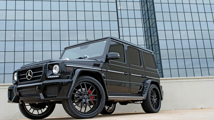 Mercedes-Benz-G63-Wald-Black-Bison-24in-Savini-Wheels-7