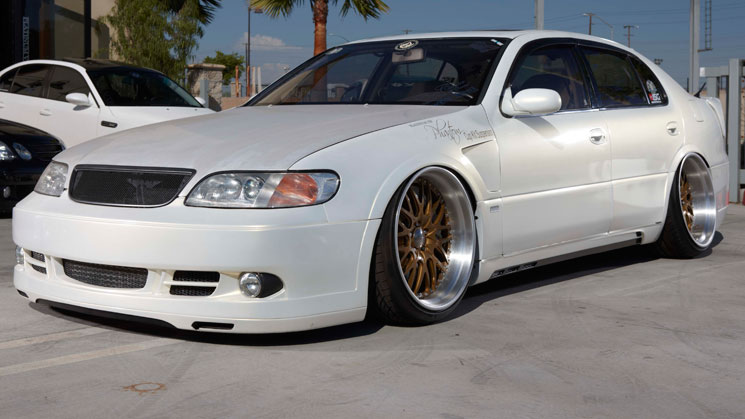 platinum vip collision center custom shop modular irwindale california rides magazine stance camber