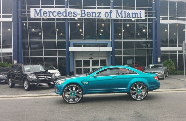 mercedes+cl+on+30s+3