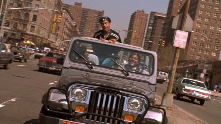 New Jack City - 1987 Jeep Wrangler Laredo