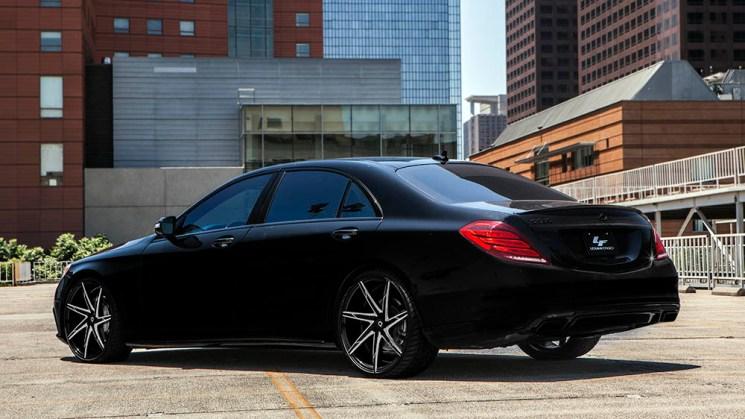 Mercedes, Benz, Mercedes-Benz, S550, Lexani