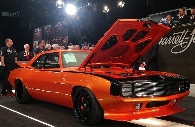 1969 Camaro - $140k