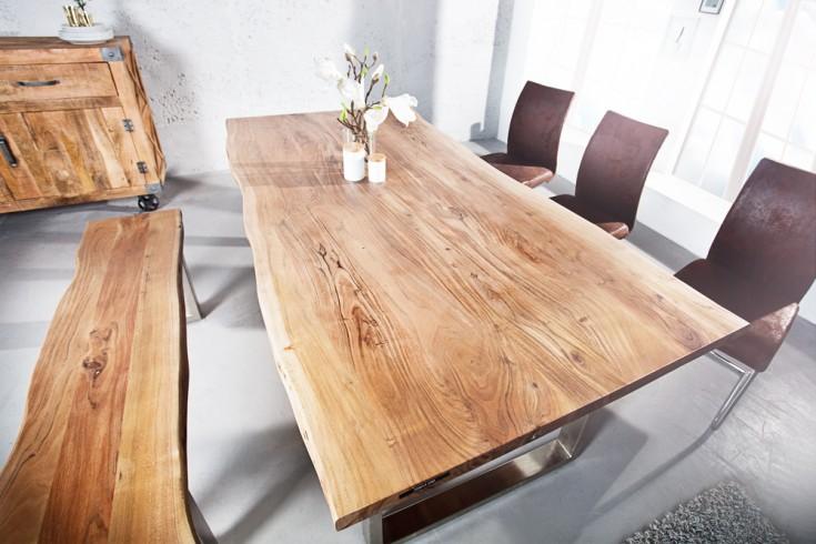 Design Esstische Einzigartig Und Edel Riess Ambientede   Designer Tisch  Stahl Perfekter Balance