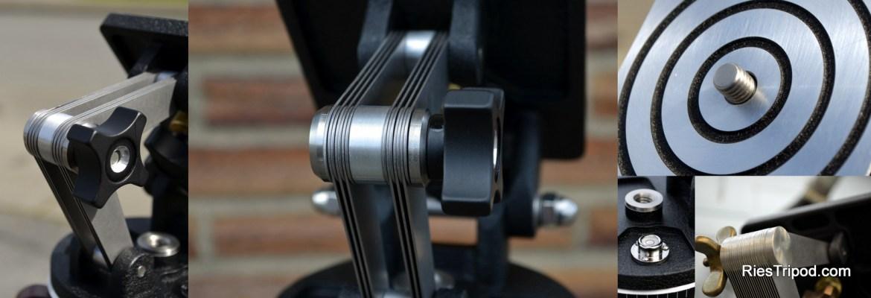 Ries Camera Head J200