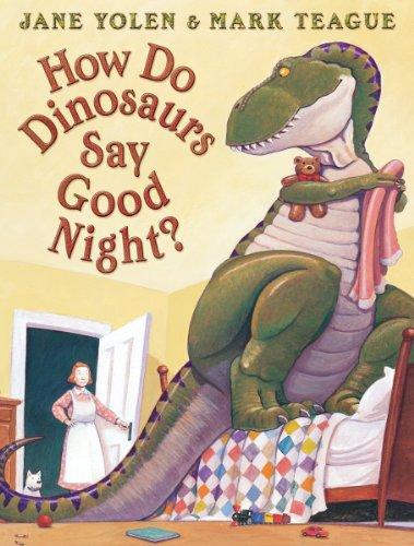 How Do Dinosaurs Say Good Night Printables, Classroom Activities