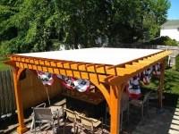 Pergola Canopy Fabric - Pergola Gazebo Ideas