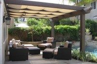 Shade Cloth Pergola - Pergola Gazebo Ideas