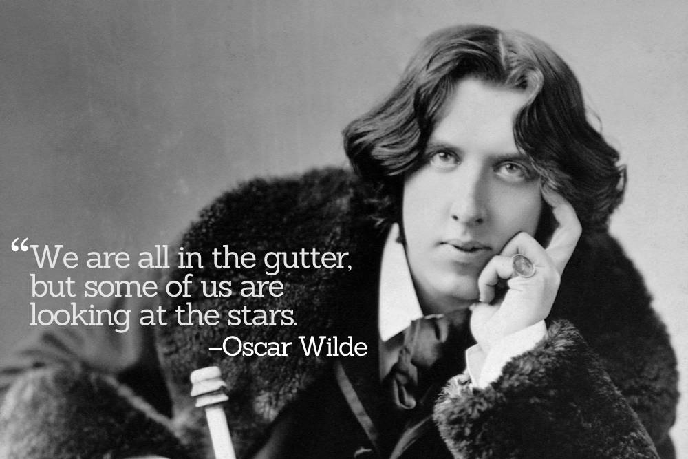 Inspirational Quotations by Oscar Wilde