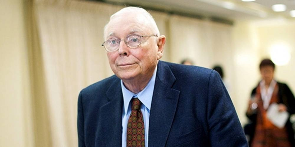 Lessons on Adversity from Charlie Munger
