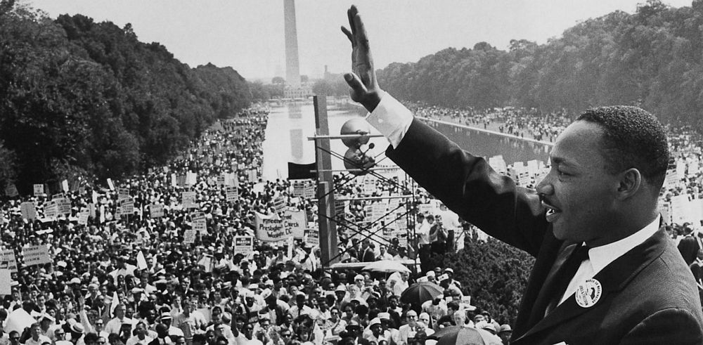 Speech by Martin Luther King, Jr.: Pathos is Aristotle's Techniques for Persuasion #2