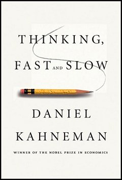 'Thinking, Fast and Slow' by Daniel Kahneman (ISBN 0374275637)