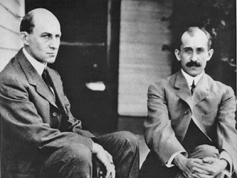 Wright Brothers: Orville and Wilbur