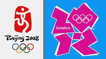 olympics posters today -- and tomorrow (2012)