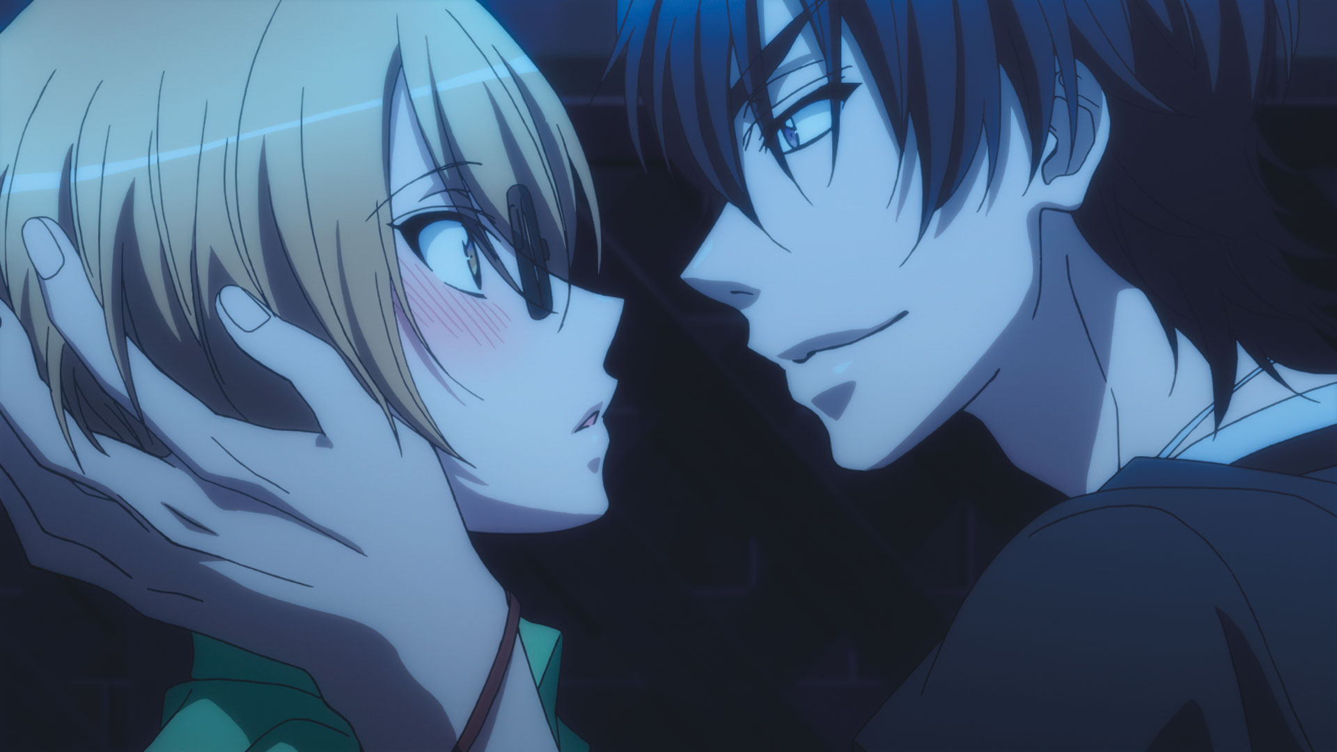 Falling Into Water Wallpaper Love Stage Blu Ray