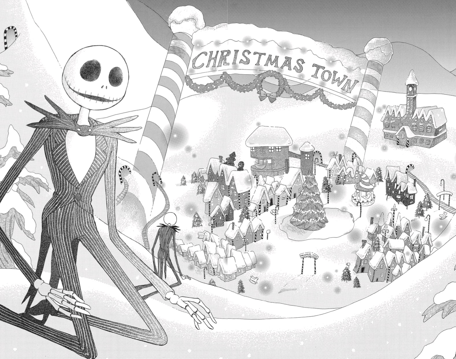 Beautiful 667 Best Nightmare Before Christmas Images On Pinterest ...