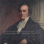 Reverend Gideon Babcock Perry